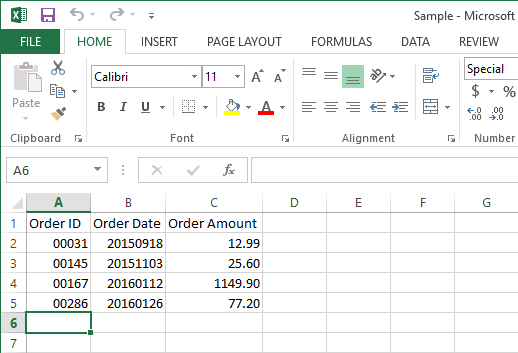 How to Convert Excel to CSV Manually or Automatically ...